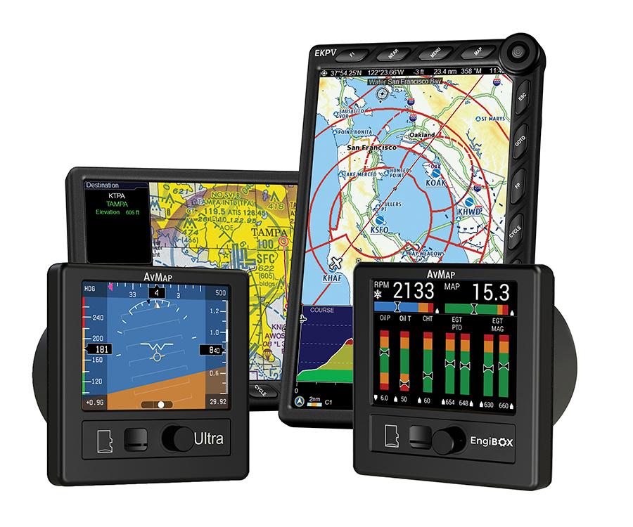 AvMap Avionics System