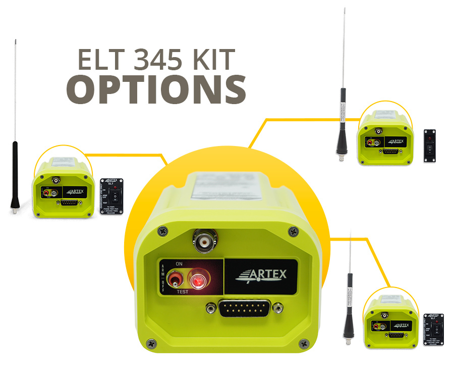 ELT 345 Aviation Kits