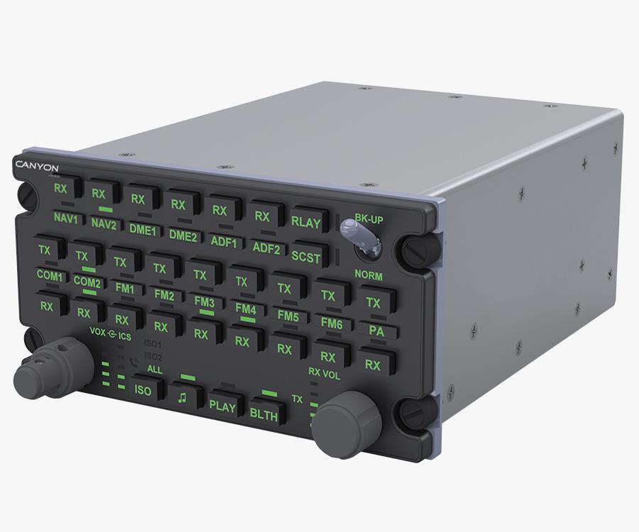 TITAN Digital Audio Management