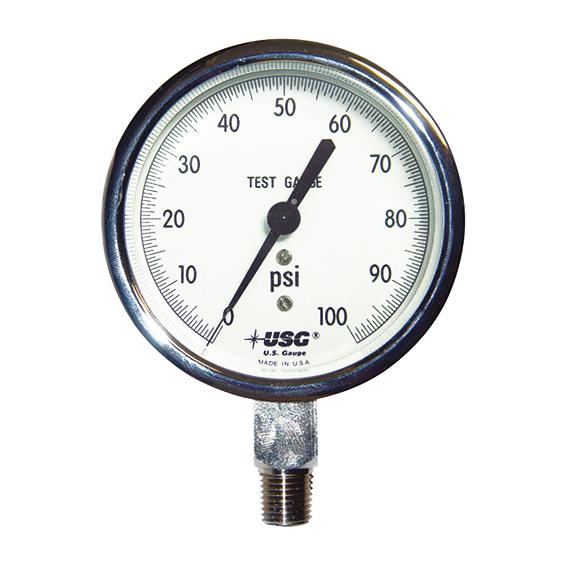 Inspector Pressure Gauge | 0-600 PSI, 2311FA