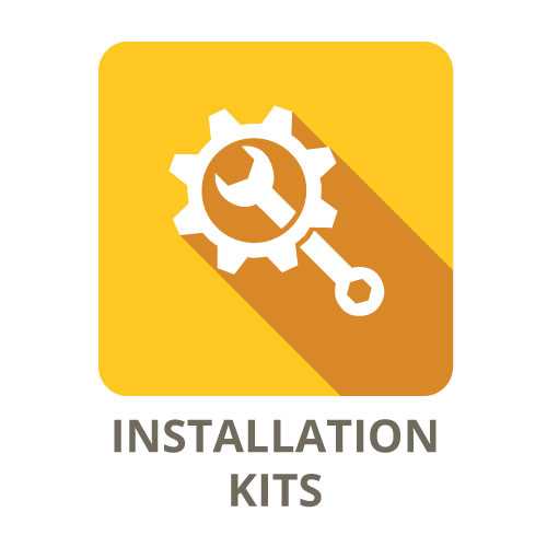 KMA 30 Audio Panel Installation Kit