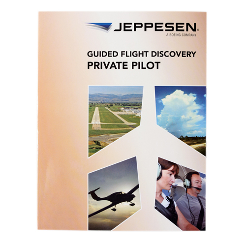 GUIDED FLIGHT DISCOVERY (GFD): PRIVATE PILOT/Textbook