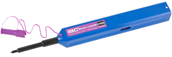IBC Fiber Optic Pin and Socket Connector Cleaning Tool