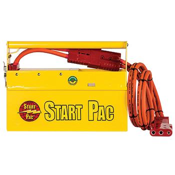 Start Pac Portable Starting Unit / Lead-Acid / 24VDC / 1300A Starting