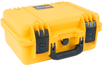 iM2100 Storm Case | Yellow, No Foam