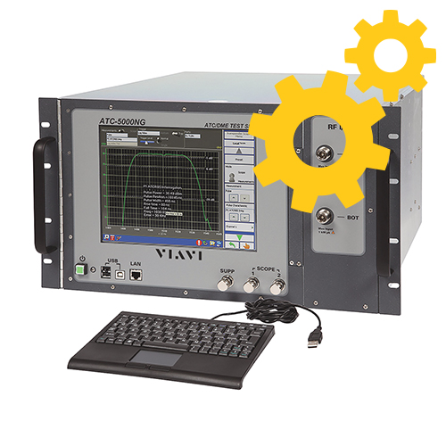 ATC-5000NG NextGen Transponder | DO-260B MOPS Test option