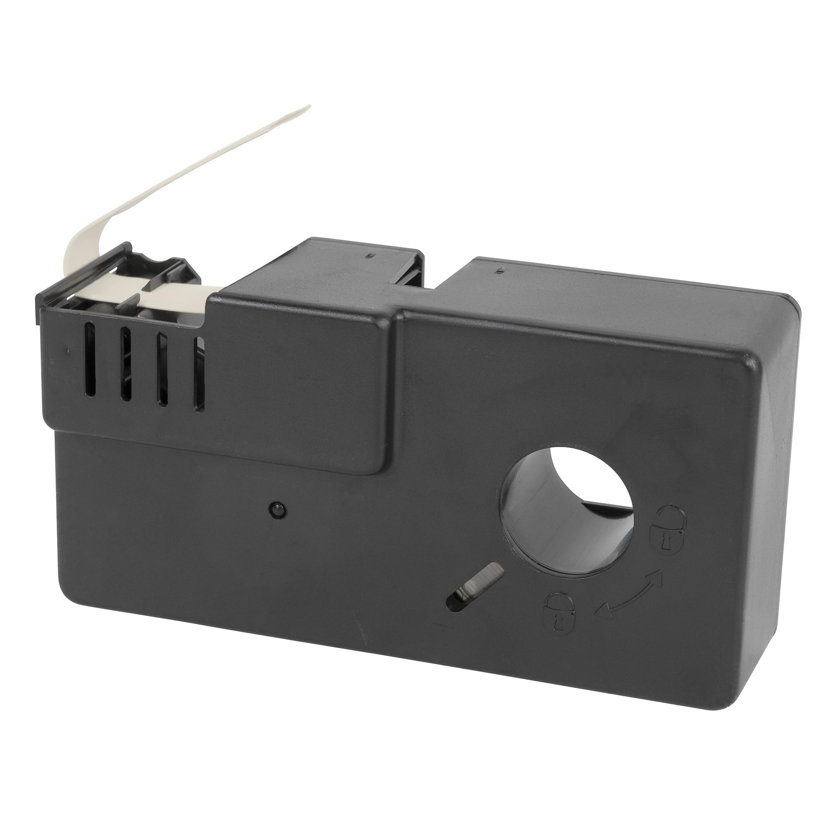 Shrink Tube Cartridge | Black on White, .188 x 110in