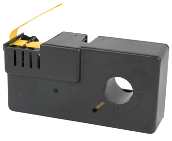 SHRINK TUBE/Black on Yellow, .38 x 110. For use with K2500, K3000PC, K4100 and K5100 series printers.