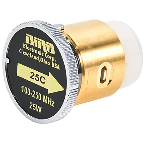 Bird Element | 100 to 250 MHz, 25 Watt