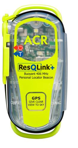 ResQlink+ | 406MHz GPS PLB, Bouyant