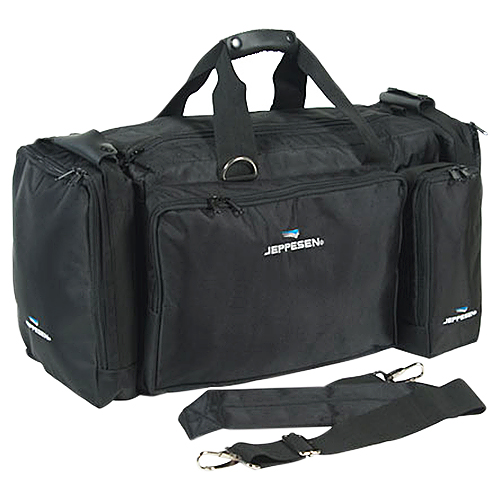 Jeppesen Captain Bag | Black