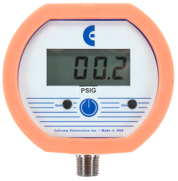 Digital Pressure Gauge | 0-200 PSI, 2311FA