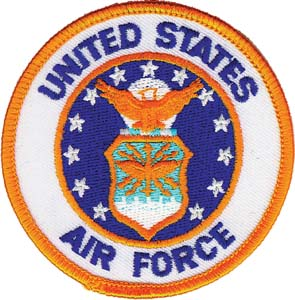 PATCH/United States Air Force