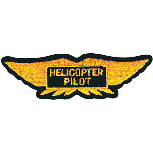 PATCH/Helicopter Pilot Wings