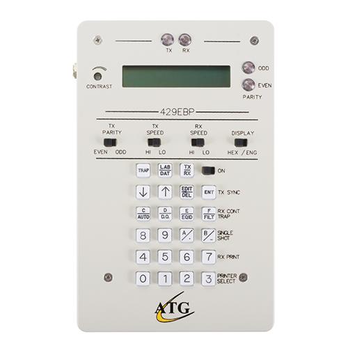 429 TX/RX Databus Analyzer | Boeing Labels, Printer Port