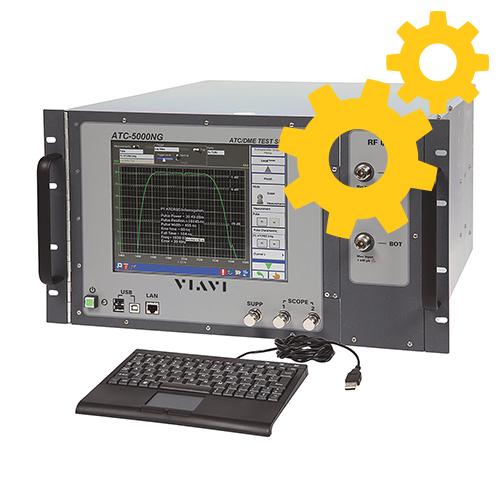 ATC-5000NG NextGen Transponder | Multi-Receiver Option