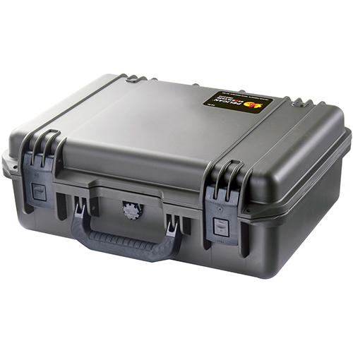 iM2300 Pelican Storm Case | Black, Includes Foam, 17x11x6.2 in