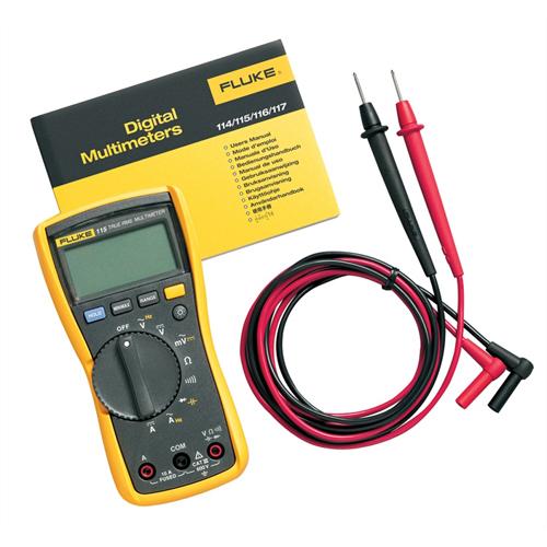 Fluke 115 Field Technicians Digital Multimeter