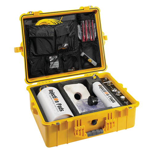 Complete Gas Injection Kit | Panel, Fix Kit, Small/Large Injection Pads