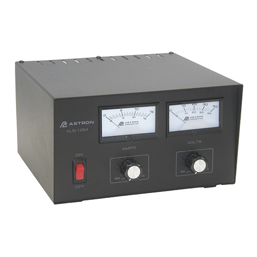 VLS-10M Power Supply | 220V, Variable 28VDC, 10A, With Meters