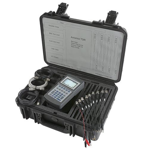 Avionics TDR Complete Kit | with Hard Case