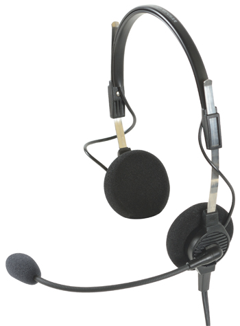 Airman 750 Headset | Double Sided, Dual PJ connectors, 150Ω