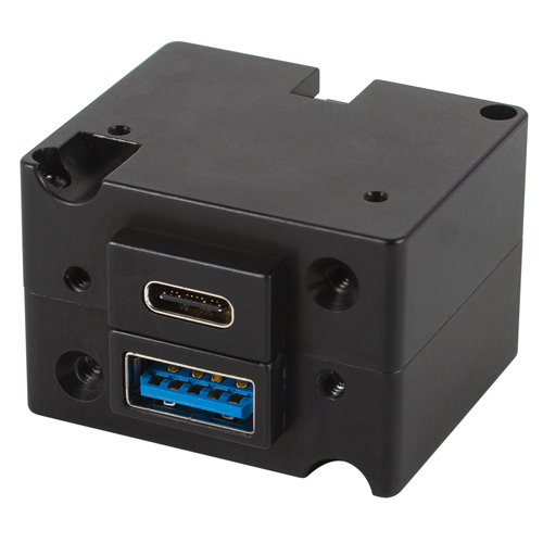 TA202 High Power USB Charging Port | USB-A & USB-C Connectors, Rear Power Connector