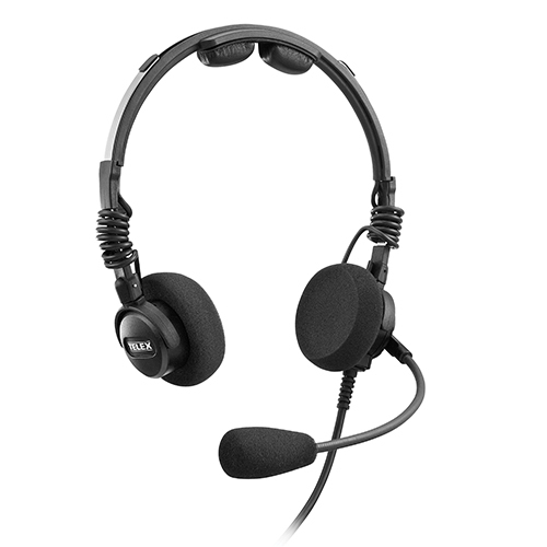 Airman 7 Headset | Double sided, Dual PJ connectors, 150Ω