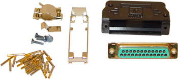 25 PIN CONNECTOR KIT FOR MD41