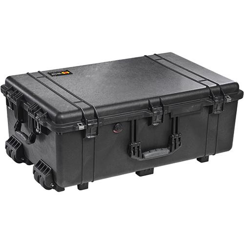 1650 Large Protector Case | Black, Includes Foam