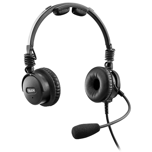 Airman 8 ANR Headset | Double sided, Dual PJ connectors, 600Ω