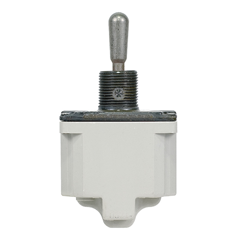 8500 Series Toggle Switch | SPDT, ON(MOM)-OFF-ON(MOM), Environmentally Sealed