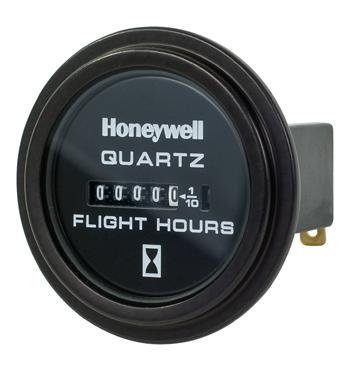 Hour Meter | 12-24 VDC, 2.5 in Diameter, Round