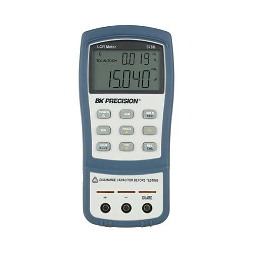 879B Dual Display Handheld LCR Meter | 40,000 Count