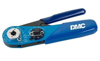 AFM8 Miniature Adjustable Indent Crimp Tool | 32-20AWG