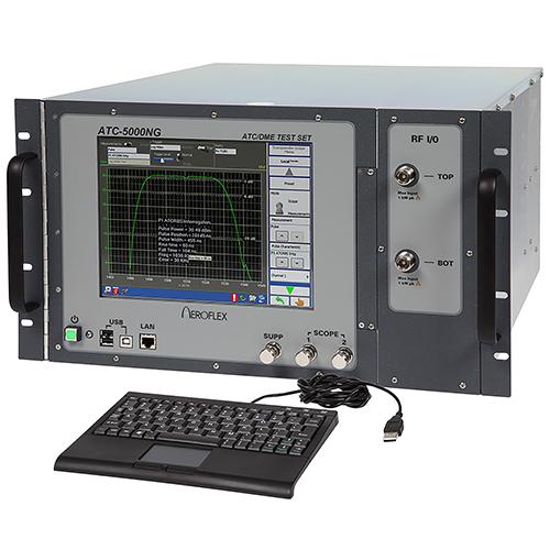 ATC-5000NG NextGen Transponder   DO-260B MOPS Test option