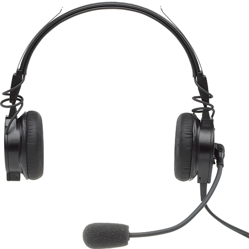 Airman 850 ANR Headset | Double-sided, Dual PJ connectors, 600Ω