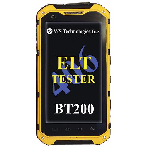 BT200 Handheld Beacon Tester