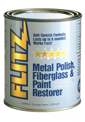PASTE METAL POLISH/2 POUND CAN