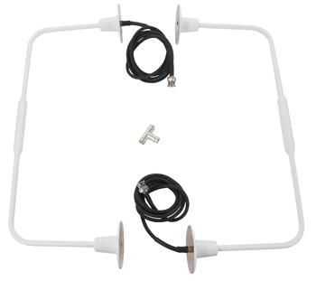 N48-1 Series Balanced Loop Antenna   VOR/LOC, 108-118 MHz