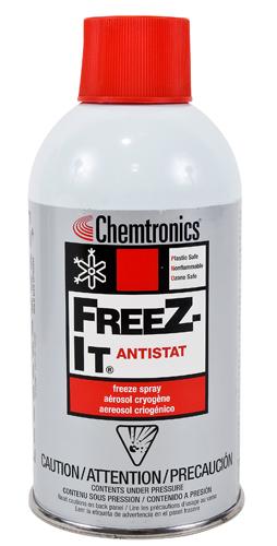 Freeze-It Antistatic Freeze Spray | 10oz