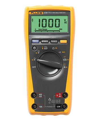 Fluke 179 True-RMS Digital Multimeter