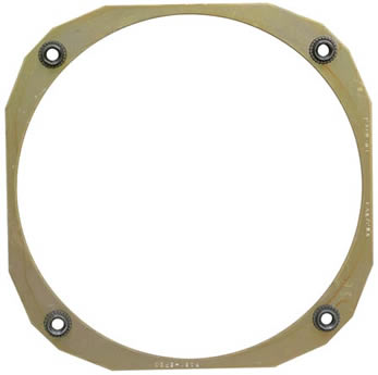 NUT RING/Instrument mounting kit. Includes: bracket, 3-4 screws, 2 threaded install guides, install instructions and instructions for continued airworthiness. Size: 3.125/6-32
