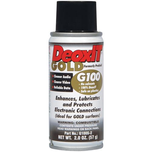 DEOXIT GOLD G100 SPRAY