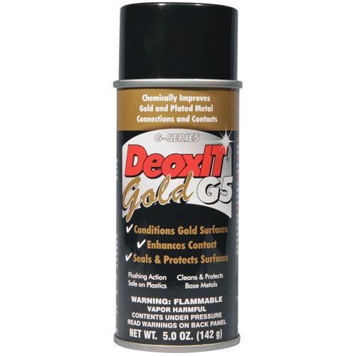 DeoxIT® G-Series Contact Enhancer, Conditioner & Protector | 5oz