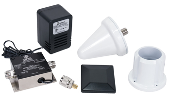 L1 GPS Hangar Network Re-Radiating Kit | 110V, N Connector