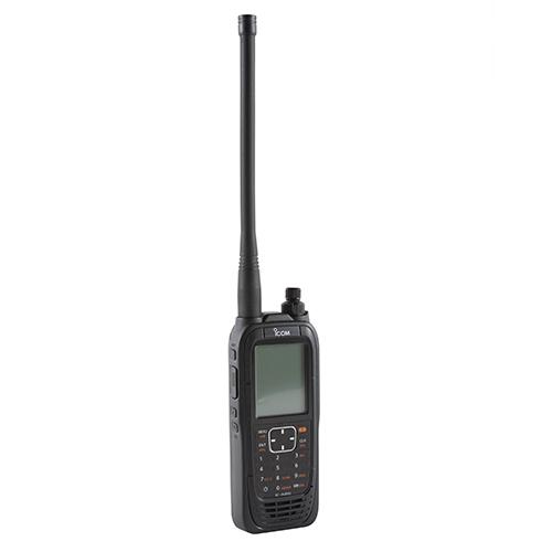 IC-A25C Sport VHF Airband Handheld Communication Transceiver Radio