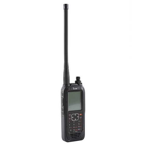 IC-A25C VHF Airband Handheld | Comm only