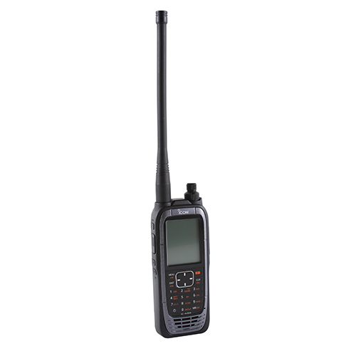 IC-A25N Airband Handheld | Comm & Nav, GPS, Bluetooth