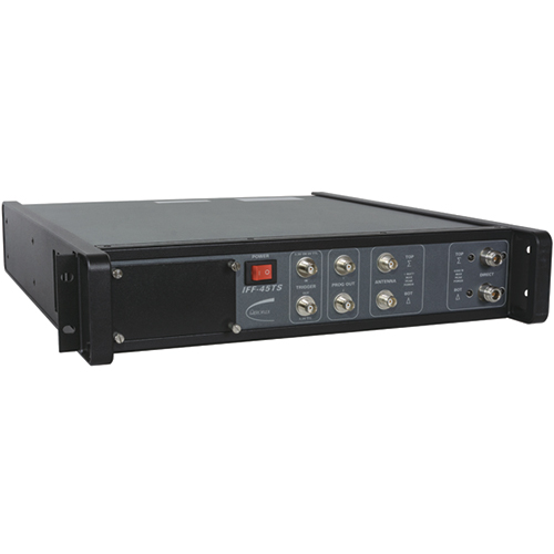IFF-45TS Bench Test Set    XPNDR MODES: 1,2,3/A,C,4 & S Mode 5 Capable, 110V/ITAR